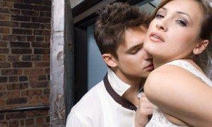 sean kissing girl